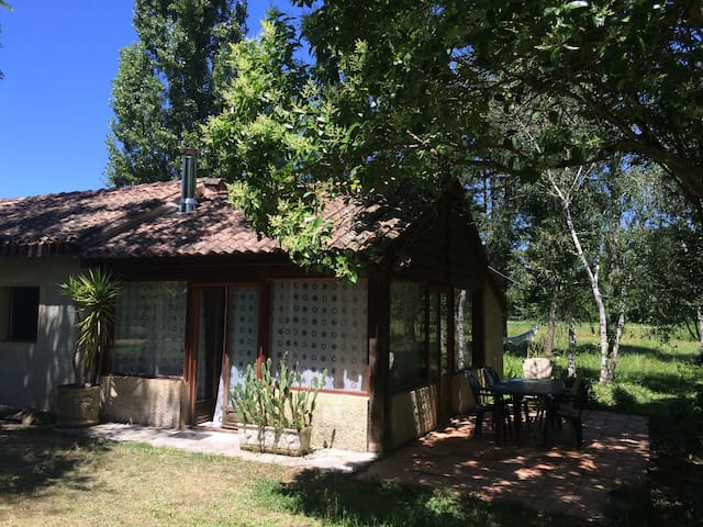 Little cottage self contained - Fronsac - Huis