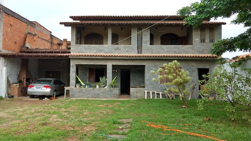Grande casa - Vilage Rio das Ostras - Rio das Ostras - Casa