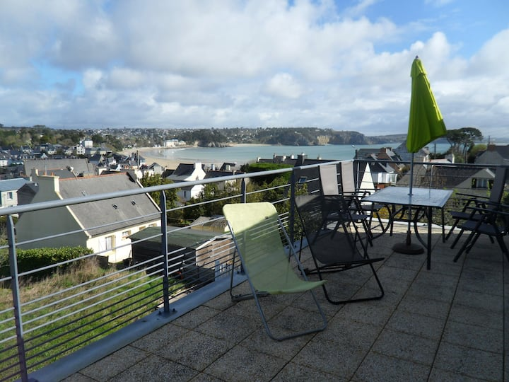 Appartement vue mer - Crozon Morgat
