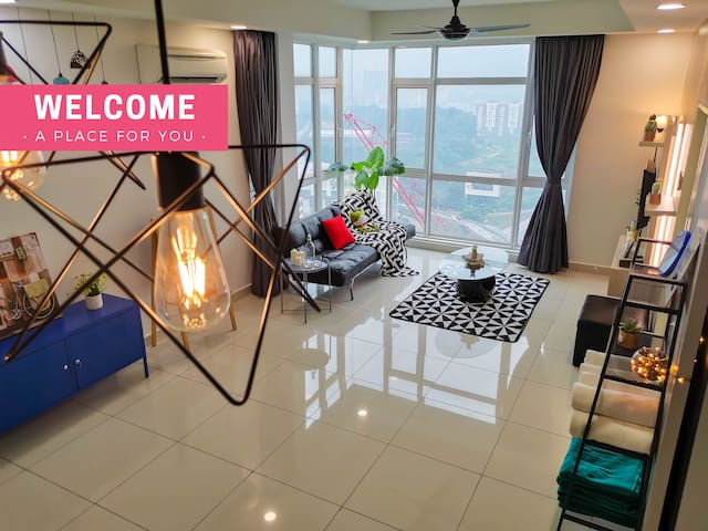 KL Cozy Homestay Nearby Bus Terminal Station (TBS)