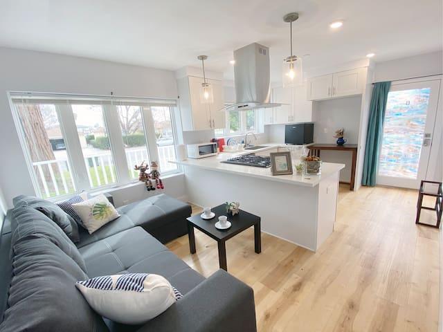 Heart San Gabriel with Kitchen & Parking Suite B