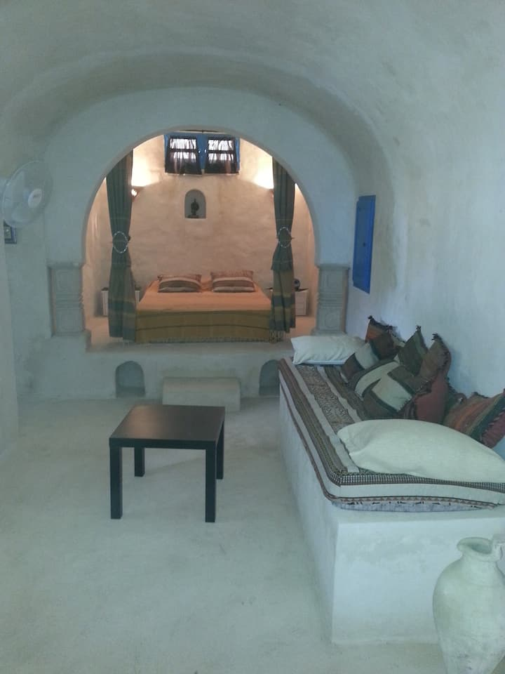 Menzel Churasco Djerba -Studio Dar el Hez B&B