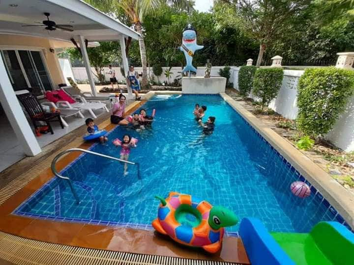 Cozy Private Family Pool Villas Cha-am Huahin