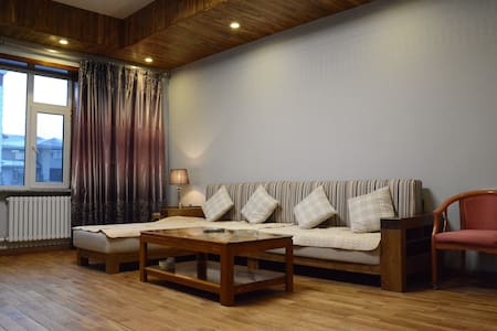 温馨舒适的卧室,紧邻亚布力滑雪度假区 - 哈尔滨市尚志市