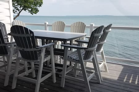 Put-in-Bay 8-person Waterfront Condo - Put-in-Bay - Kondominium