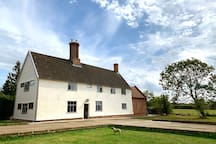 Brook Farm is a Grade 2* listed property built in 1520 and complete with all period features