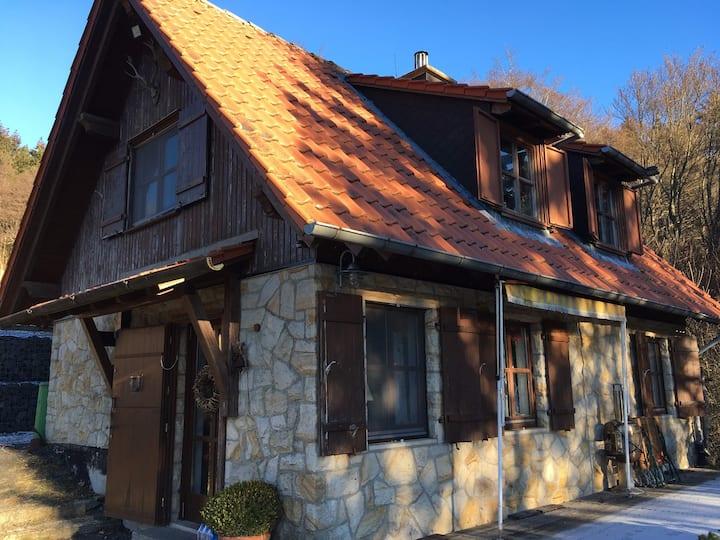 Jagdhaus - Alleinlage in der Rhön