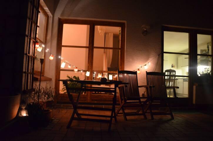 Wohnen&genießen im Yogahaus Vellmar - Vellmar - Hus