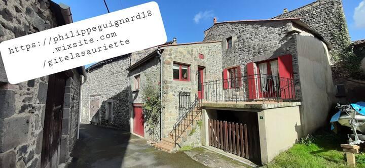 Gîte La Sauriette proche du Puy de Sancy Auvergne