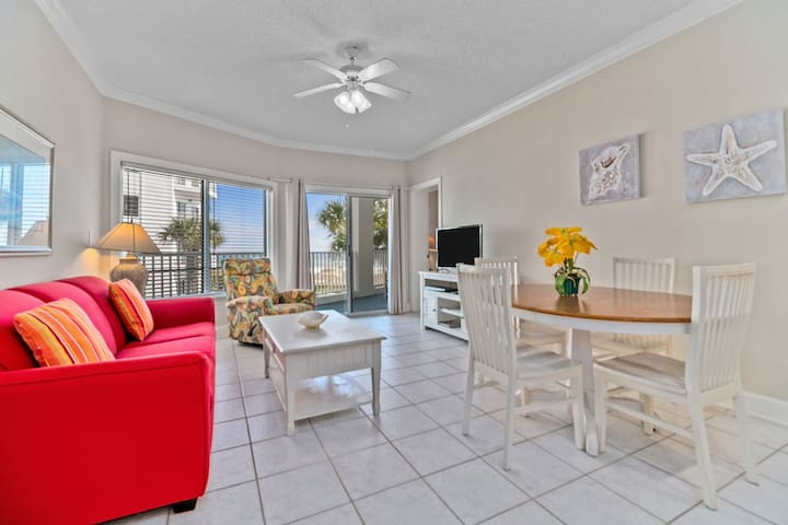 Palm Beach D22-Beach Front Condo-Double Master Suites