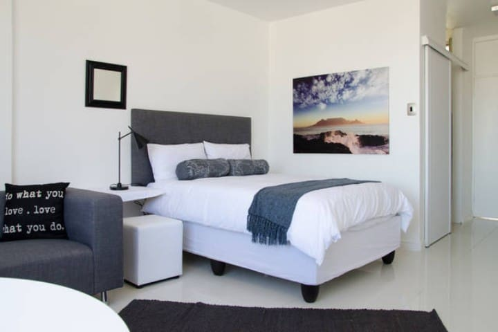 Trendy Kloof Street Studio Apartment