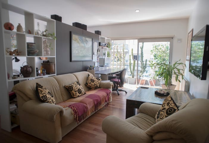 Modern and bright apartment with pool and security - Buenos Aires - Leilighet