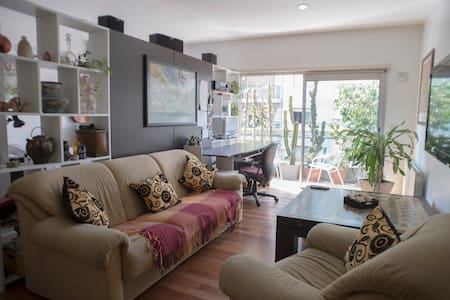 Modern and bright apartment with pool and security - Buenos Aires - Apartemen