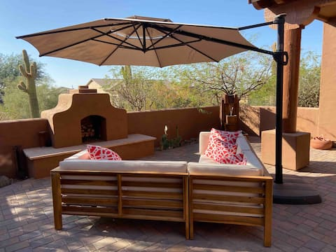 Exclusive Desert Resort-Style Guest House