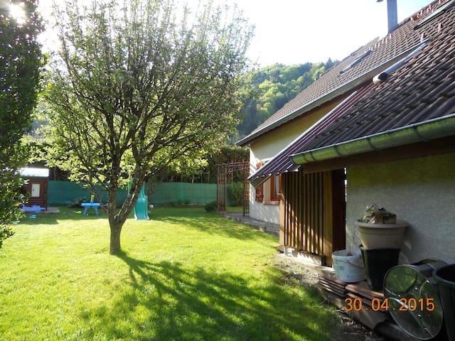 Maison pour se mettre au Vert! - Lepuix - Haus