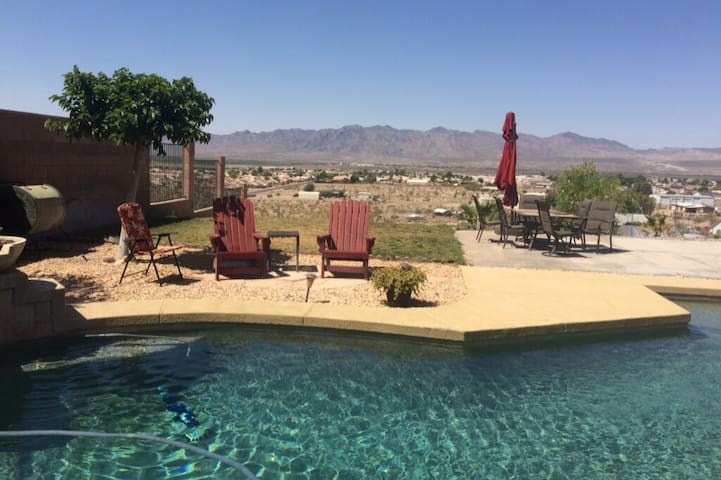 Beautiful valley view with all the amenities! - Fort Mohave - House