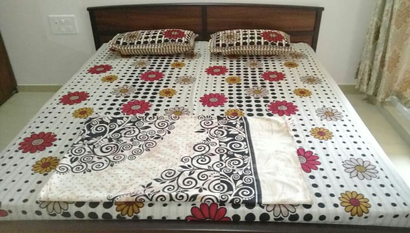 Spacious 3 Bedroom apartment (Air-Conditioned) - Mangaluru - อพาร์ทเมนท์
