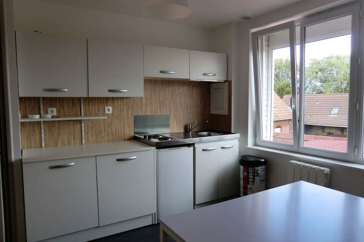 appartement calme et lumineux - Radinghem-en-Weppes - Huoneisto