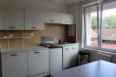 appartement calme et lumineux - Radinghem-en-Weppes - Byt
