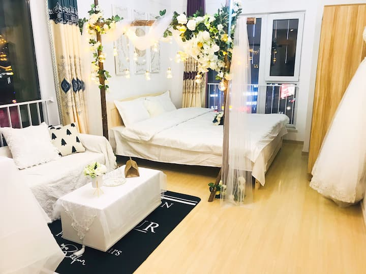 【7-house】浪漫婚礼/烟大/临海/上市里/新世界百货/佳世客