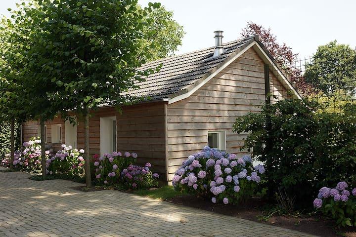 Heerlijk vakantiehuisje op het platteland