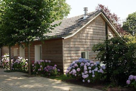 Heerlijk vakantiehuisje op het platteland - Venhorst - Kulübe