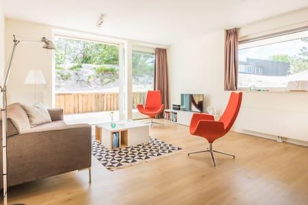 Luxe-appartement Koningskaars 1 op Schiermonnikoog - Daire