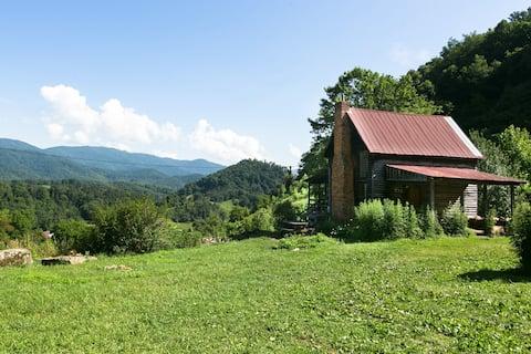 Appalachia Flower Cabin