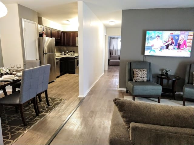 Sweet Suite in central Raleigh