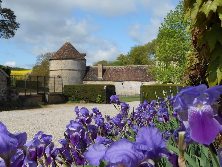 La petite maison du Château de Bois le Roi