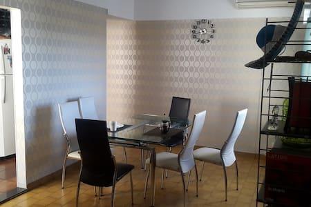Nice apartment in Ramos Mejía - Ramos Mejía - Leilighet
