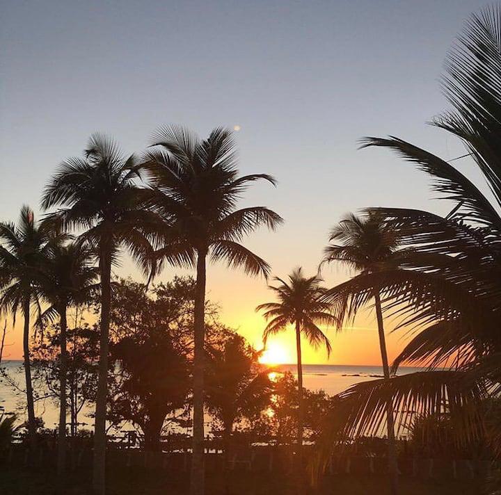 Sítio Paraíso Praia privativa. famílias/grupos