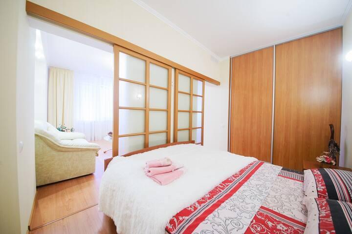Элитные апартаменты ФЛАМИНГО - Saratov