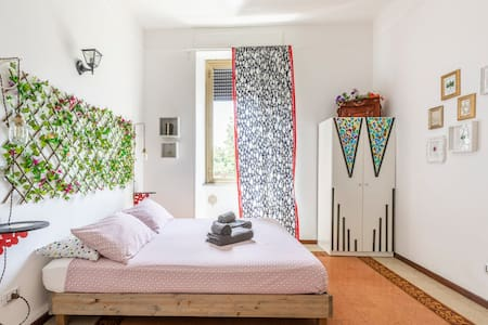 Cozy and cheery apartment by St. Peter's Basilica