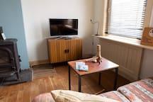 Sweet two floor apartment at sea! * Bonte Kraai *