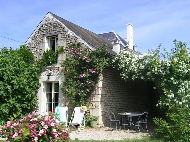 Cosy cottage in the Loire, with all the comfort. - Marcilly-sur-Vienne - กระท่อม