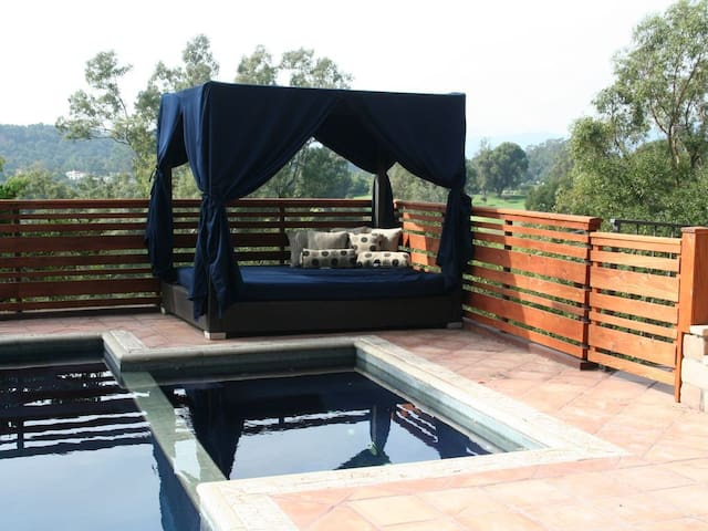The Ojai pool and spa estate - Ojai - Vacation home