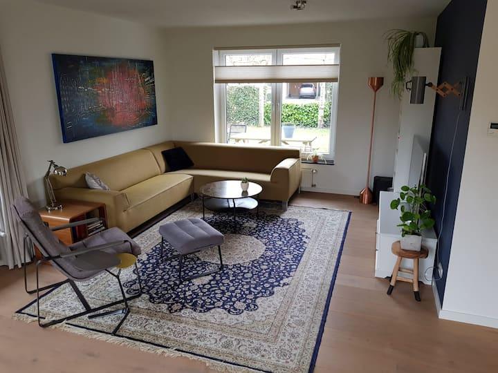 Super ruime comfortabele woning in stad Groningen