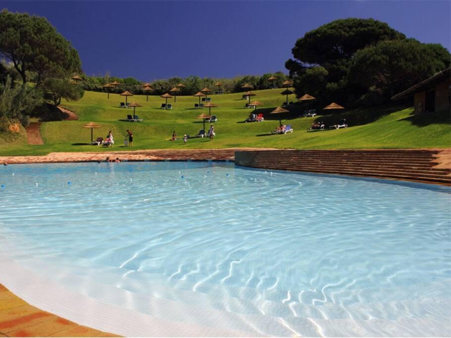 Atlantic swimming pool