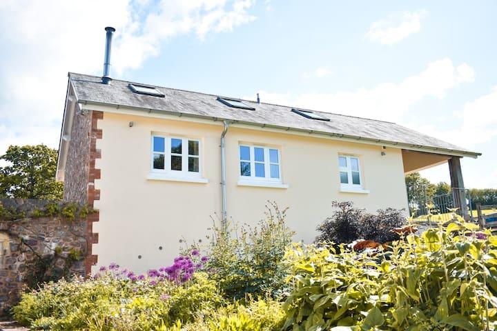 Devon, Burnhaies Farm Coach House