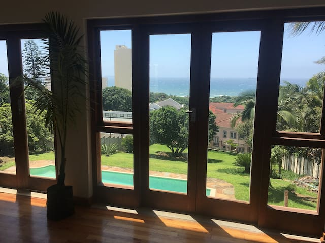 Umhlanga home with a view