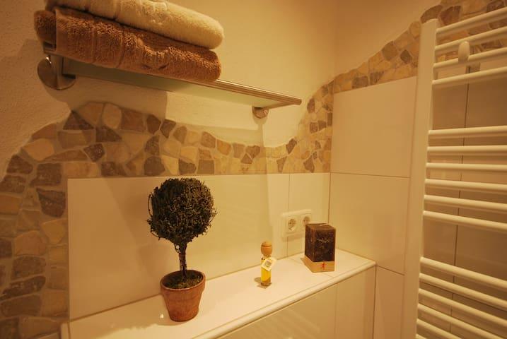 Exclusive, zentrumnahe 3-Zimmer-Wohnung, ca. 76 qm