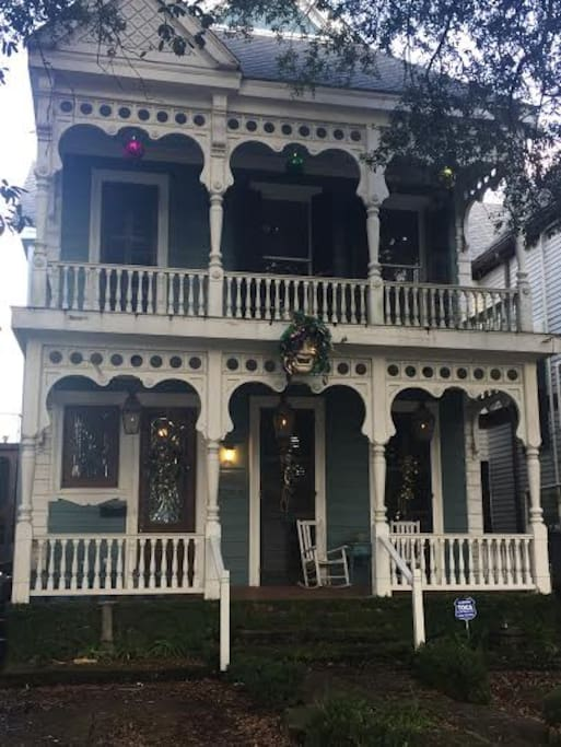 Legal Airbnb Newly Renovated Nola Classic Houses For Rent In New Orleans Louisiana United