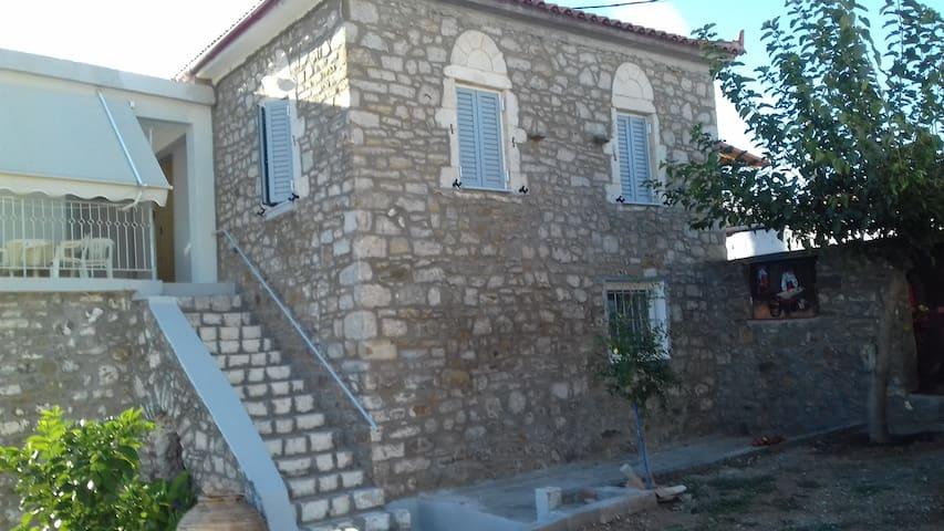 Άποψη του κτιρίου