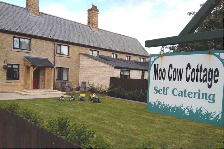 MOO COW COTTAGE SELF CATERING