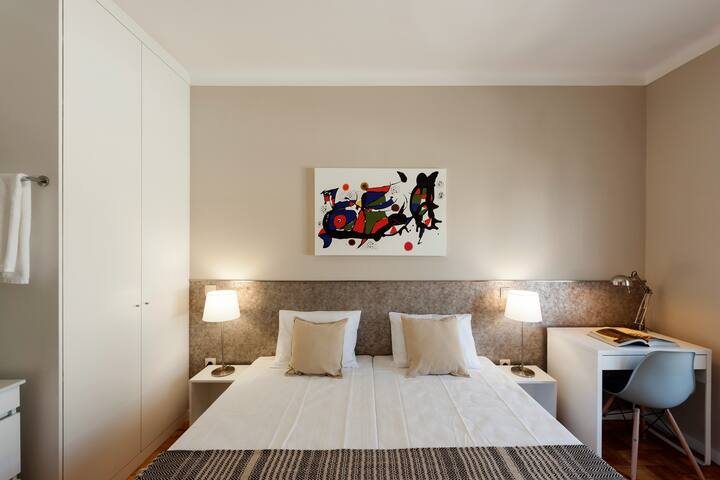Ateneu Guesthouse | Private Room 3 - Porto Center