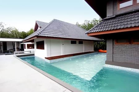 Realrare Phetchaburi - The Outing Villas /Samae