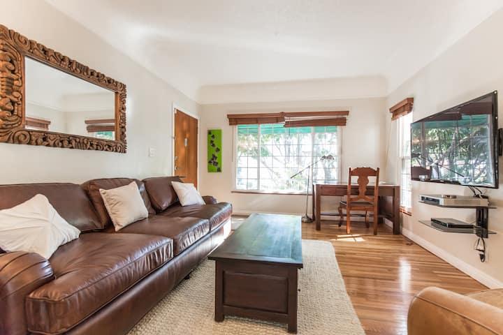 Comfortable Bedroom in Weho