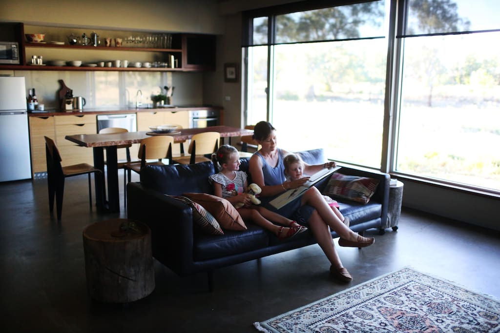 Reconnect with the ones you love at Girragirra