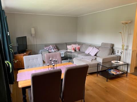 Familievennlig leilighet påTustna -Aure kommune